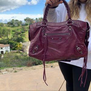 Balenciaga Chevre Classic Bag